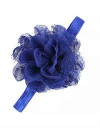 סרט כחול לשיער