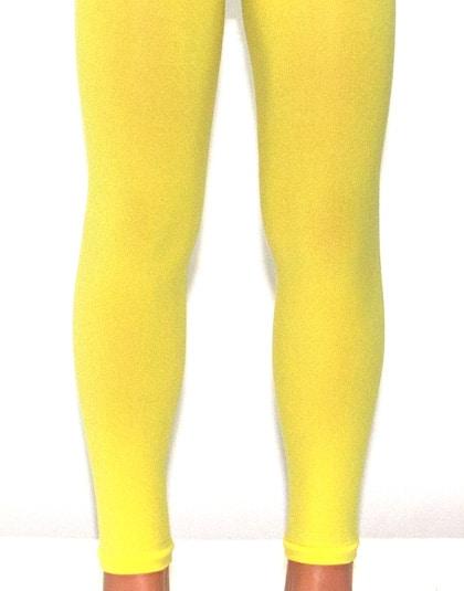 טייץ צהוב